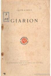 Giarion - Csató Károly - Régikönyvek