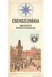 Csehszlovákia - Meghívó barátainknak - Régikönyvek
