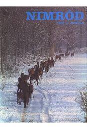 Nimród 1989. évfolyam (hiányos!) - Csekó Sándor - Régikönyvek