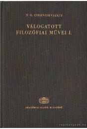 N. G. Csernisevszkij válogatott filozófiai művei I-II. kötet - Csernisevszkij, N. G. - Régikönyvek