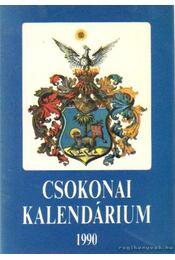 Csokonai kalendárium 1990. - Régikönyvek