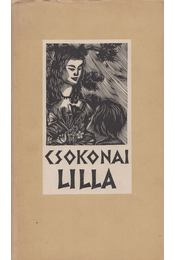 Lilla - Csokonai Vitéz Mihály - Régikönyvek