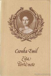 Zita története - Csonka Emil - Régikönyvek