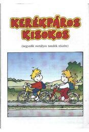 Kerékpáros kisokos - Csóti Ferenc - Régikönyvek