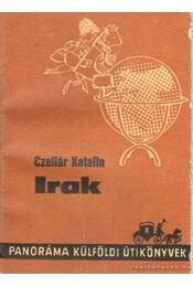 Irak - Czellár Katalin - Régikönyvek