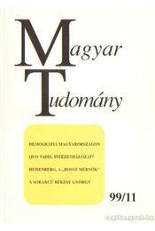 Magyar Tudomány 99/11 - Czelnai Rudolf - Régikönyvek