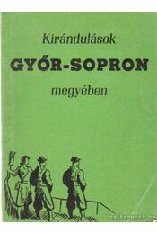 Kirándulások Győr-Sopron megyében - Czigány Jenő, Dr. Göcsei Imre, Horváth Ferenc, Sinkovics Gyula - Régikönyvek