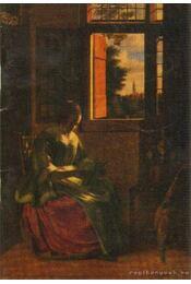 Holland mesterművek a XVII. századból - Czobor Ágnes - Régikönyvek