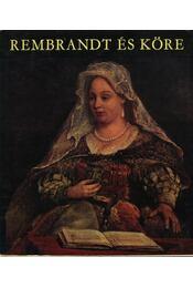 Rembrandt és köre - Czobor Ágnes - Régikönyvek