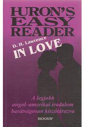 In love - D. H. Lawrence - Régikönyvek