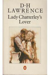 Lady Chatterley's Lover - D. H. Lawrence - Régikönyvek