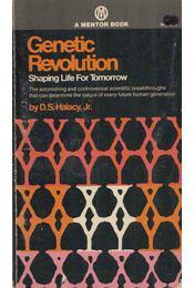Genetic Revolution - D. S. Halacy - Régikönyvek