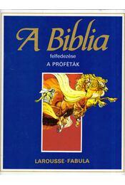 A Biblia felfedezése 4. - A próféták - Dahler, Étienne, De France, Michel (szerk.) - Régikönyvek