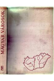 Magyar városok - Dallos Ferenc (szerk.), Szabady Egon (szerk.) - Régikönyvek