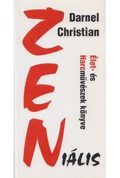 Zeniális - Darnel Christian - Régikönyvek