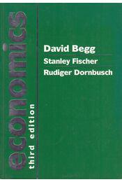 Economics - David Begg, Stanley Fischer, Rudiger Dornbusch - Régikönyvek