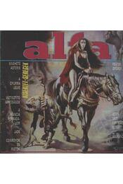 Alfa 1989. október - Dávid Csaba - Régikönyvek