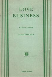 Love Business - David Sharman - Régikönyvek