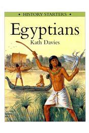 Egyptians - DAVIES, KATH - Régikönyvek