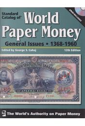 Standard Catalog of World Paper Money - de George S. Cuhaj (ed.) - Régikönyvek