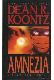 Amnézia - Dean R. Koontz - Régikönyvek