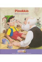 Pinokkió - Defalco, Tom - Régikönyvek