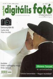 Digitális Fotó Magazin 2006. június - Dékán István - Régikönyvek