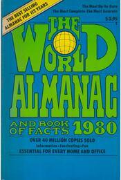 The World Almanac and Book of Facts 1980 - Delury, George E. (szerk.) - Régikönyvek