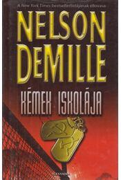 Kémek iskolája - Demille, Nelson - Régikönyvek