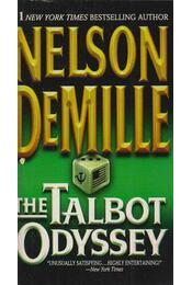 The Talbot Odyssey - Demille, Nelson - Régikönyvek