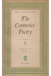 The Centuries's Poetry 5 - Denys Kilham Roberts - Régikönyvek