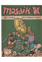 Der Schild des Königs Poros - Mosaik 1984/2 - Régikönyvek