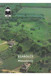 Szabolcs - Műemlékek - Dercsényi Balázs - Régikönyvek