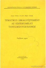 Tematikus ábragyűjtemény az edzéselmélet tanulmányozásához - Derzsi-Fábián-Rigler- Zsidelgh - Régikönyvek