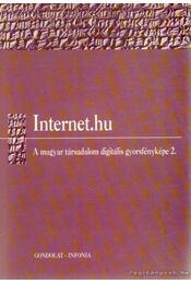 Internet.hu - Dessewffy Tibor, Fábián Zoltán, Z. Karvalics László - Régikönyvek