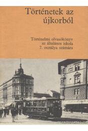 Történetek az újkorból - Devecseri Lászlóné, Major József - Régikönyvek