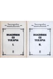 Diagnózis és terápia I-II. - Tóth János - Régikönyvek