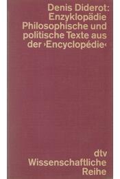 Enzyklopädie - Diderot, Denis - Régikönyvek