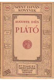 Plátó - Dies, Auguste - Régikönyvek