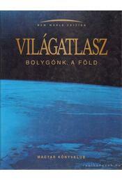 Világatlasz - Dieter Meinhardt, Eberhard Schäfer - Régikönyvek