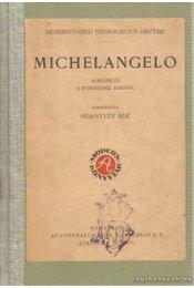 Michelangelo - Dimitrij, Mereskovszkij Szergejevics - Régikönyvek