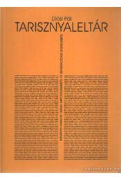 Tarisznyaleltár - Diósi Pál - Régikönyvek