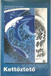 Kettőztető - Dobozi Eszter - Régikönyvek