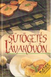 Sütögetés lávakövön - Donhauser, Rose Marie - Régikönyvek