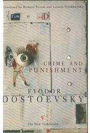 Crime and Punishment - Dostoyevsky, Fyodor - Régikönyvek