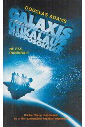 Galaxis útikalauz stopposoknak - Douglas Adams - Régikönyvek
