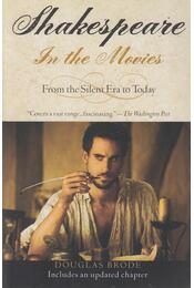 Shakespeare in the Movies - Douglas Brode - Régikönyvek