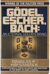Godel, Escher, Bach: An Eternal Golden Braid - Douglas R. Hofstadter - Régikönyvek