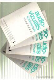 Audiovizuális közlemények 1985. 22. évfolyam (teljes) - Dr. Dúzs János (főszerkesztő) - Régikönyvek