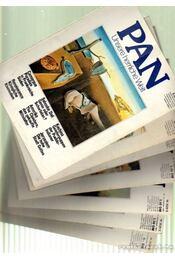 Pan 1981. (töredék) - Dr. Grafschmidt, Willy (szerk.), Kurz, Jakob Hans (szerk.) - Régikönyvek